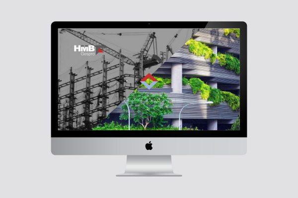 HMB Gespro construction - site web