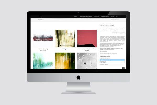 Julie Beauchemin - site web