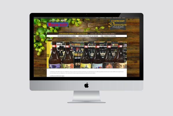Votre Bière - site web 1