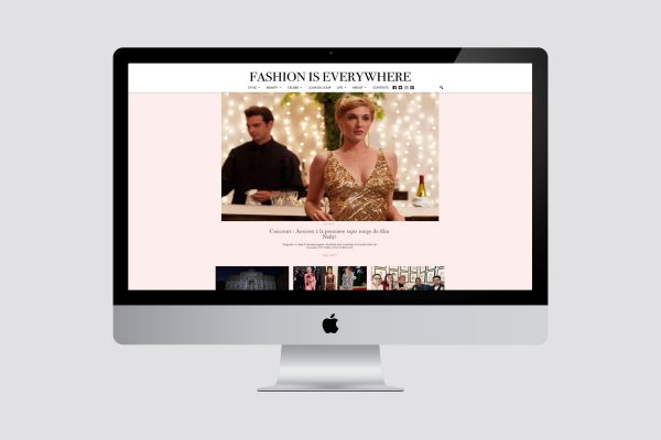 Fashion is Everywhere - screenshot 1