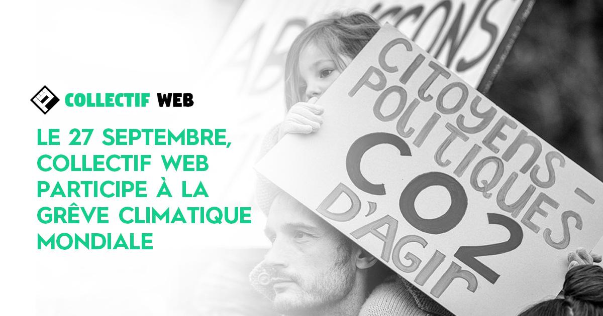 L'éthique environnementale secrète du Collectif WEB